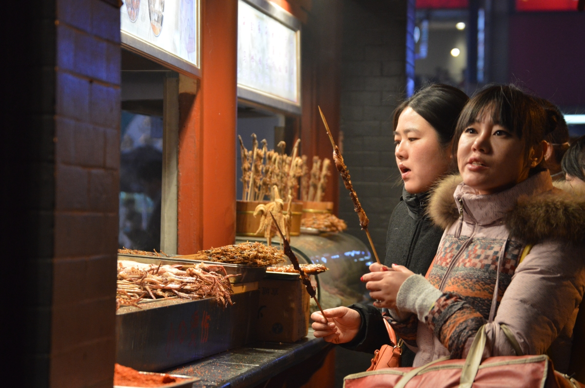 10 Beijing Snack Streets You Should Visit