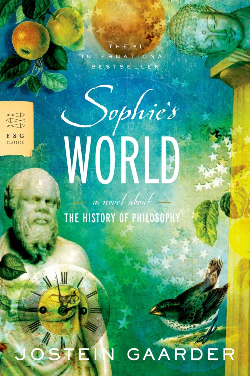 Book Review: Sophie's World
