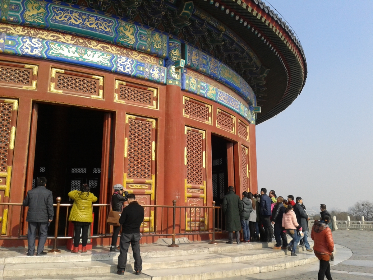 15 Touristy Things to do in Beijing