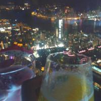 OZONE Rooftop Sky Bar: Hong Kong