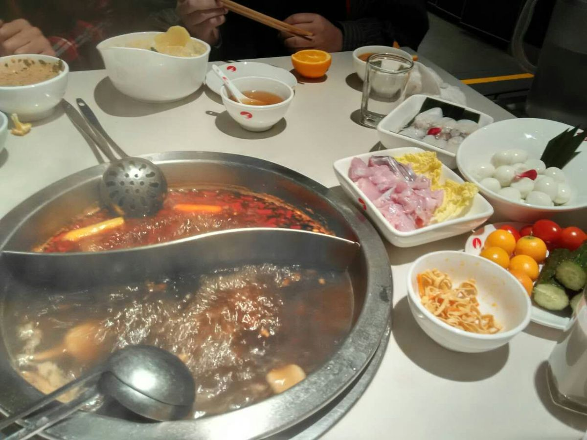 HAI DI LAO HOT POT, CHINA