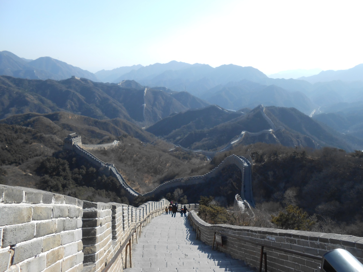 The Great Wall: Badaling