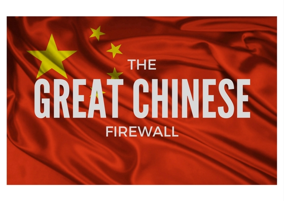The Great Chinese Firewall – LIFE OF SHAL