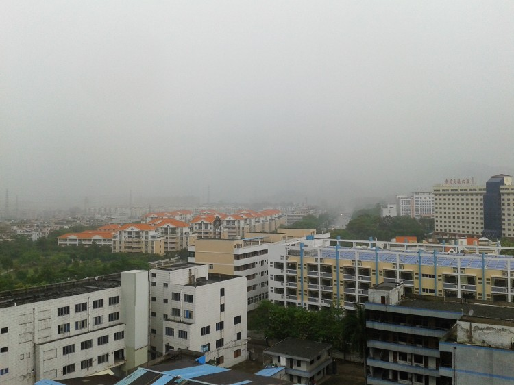 Life of Shal_How I survived a monsoon in China