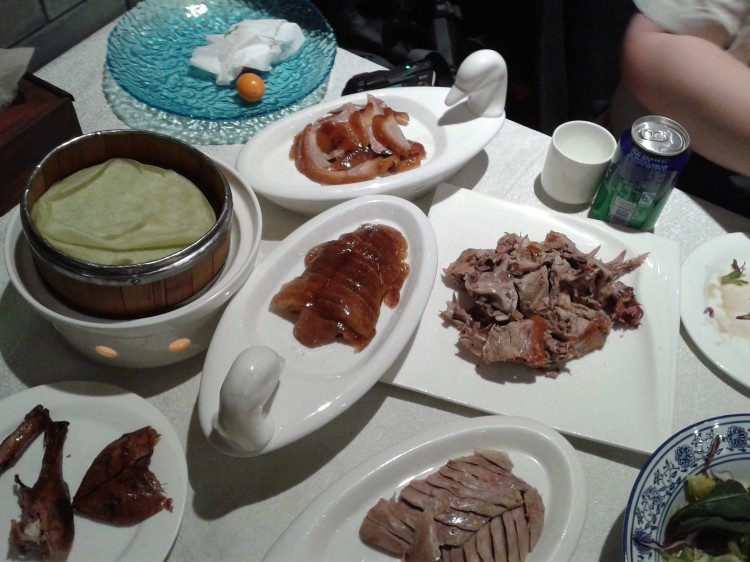 Life of Shal_Tasting Peking Duck2