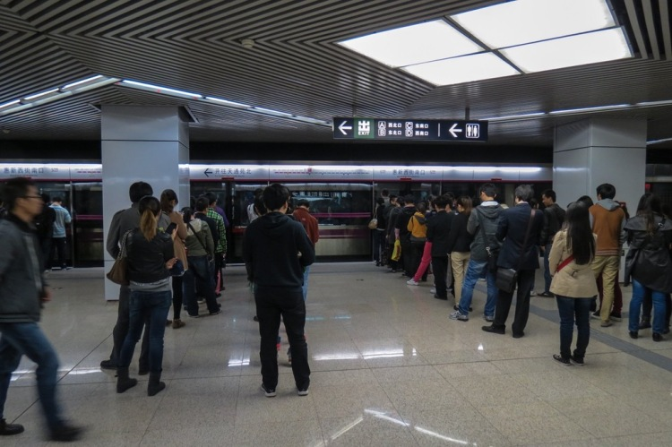Beijing subway2