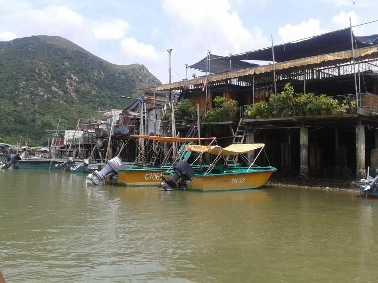 Life of Shal_ Tai O Fishing Village Hong Kong