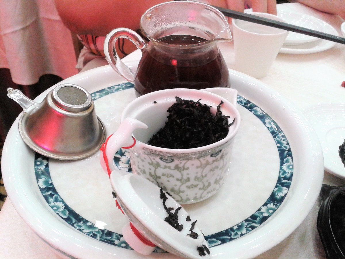 Cantonese Morning Tea