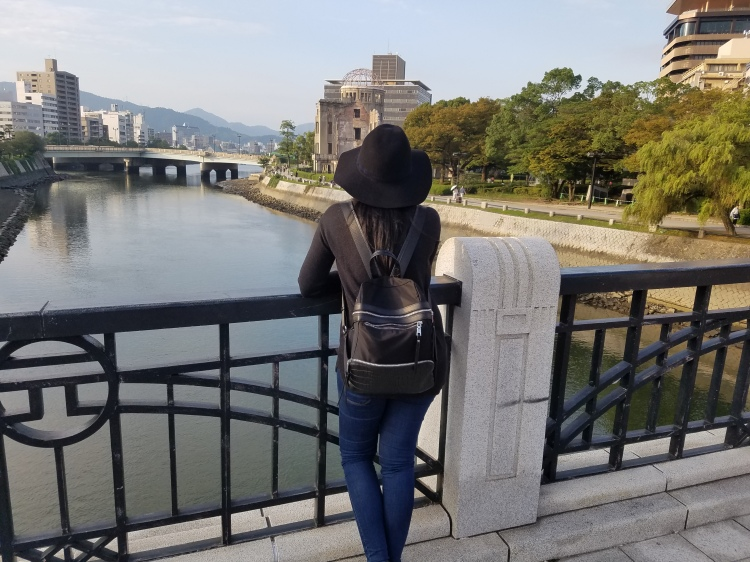Traveling in Hiroshima