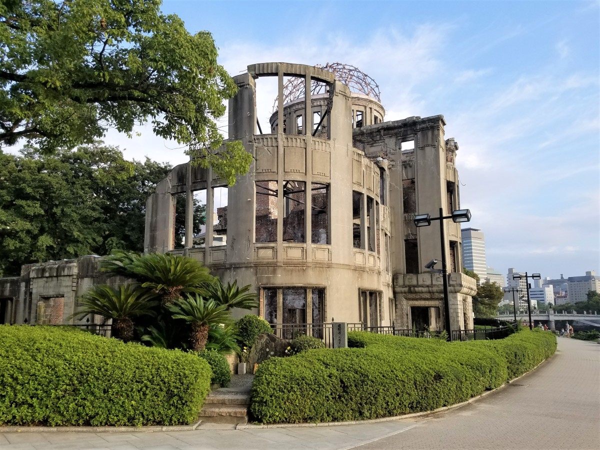 How to see Hiroshima in one day