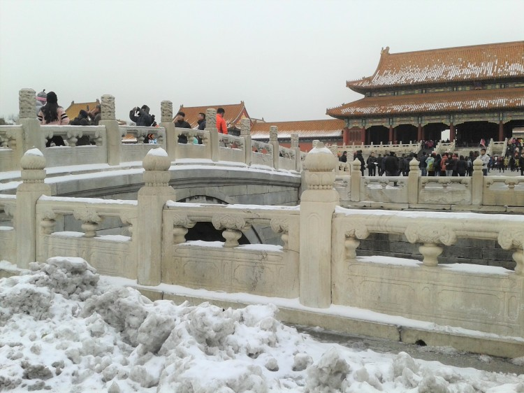 Life of Shal_Snow at the Forbidden City_2