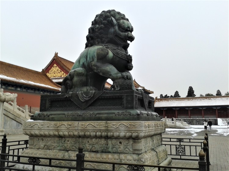 Life of Shal_Snow at the Forbidden City_5