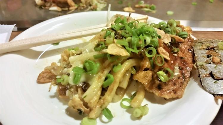Life of Shal_Tasting Okonomiyaki_7
