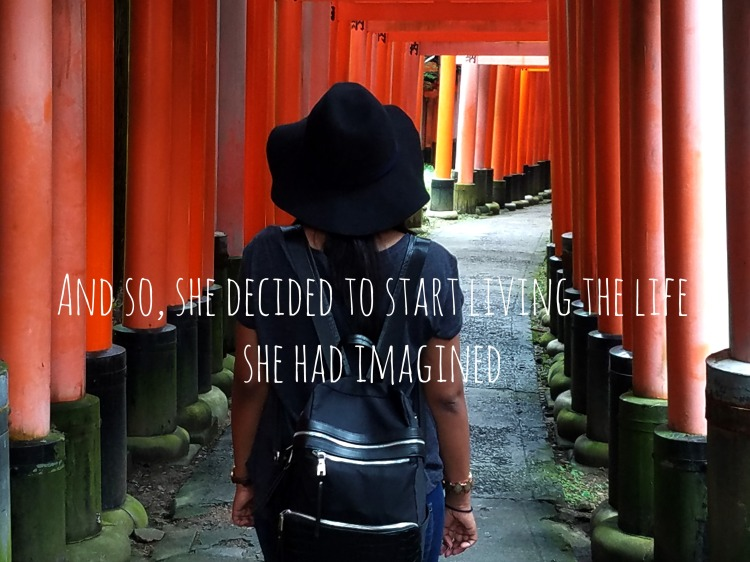 Life of Shal_Travel Mantra_Japan