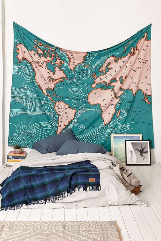 travel inspired bedrooms7