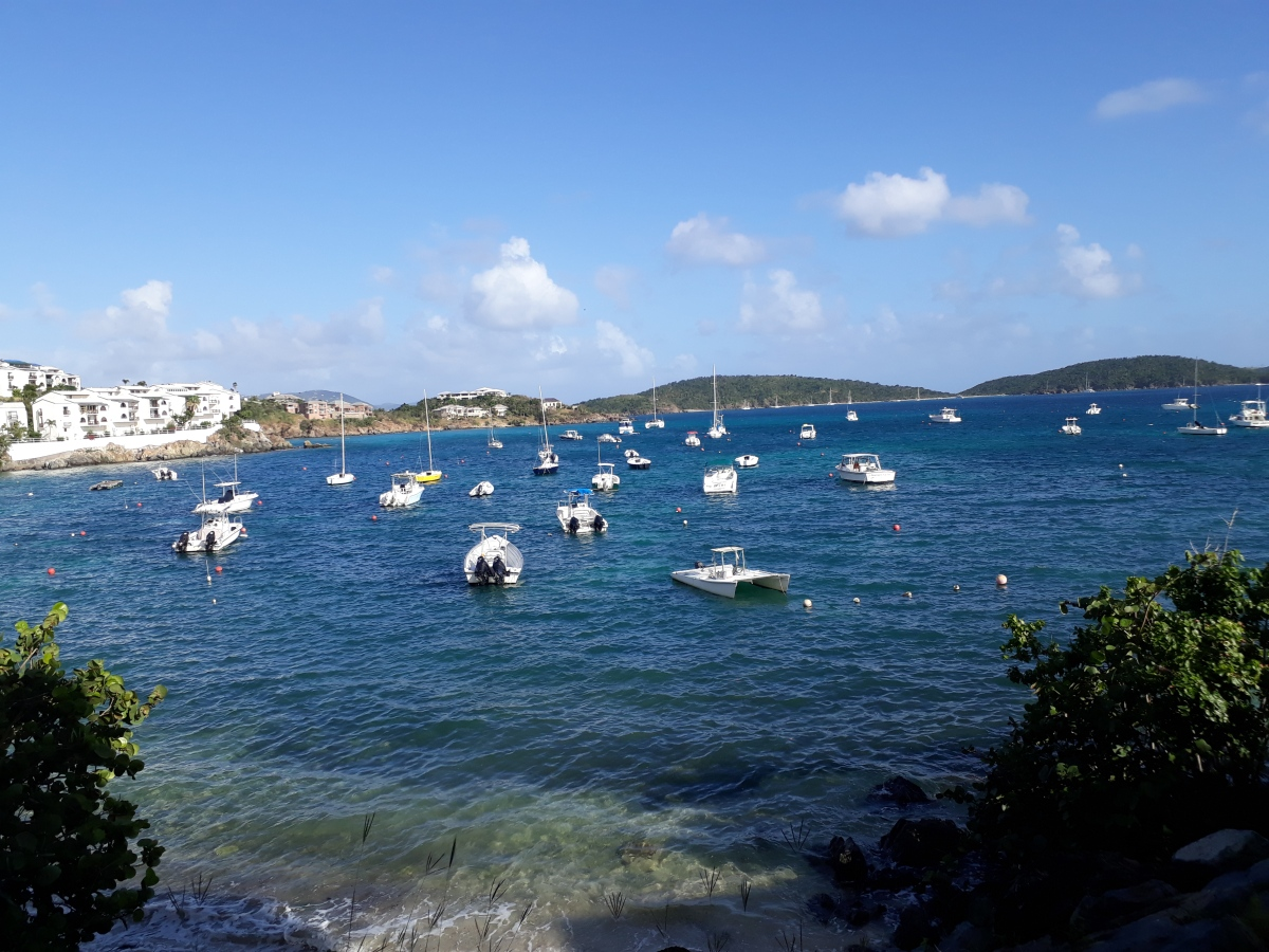 Exploring the U.S. Virgin Islands: Part 1