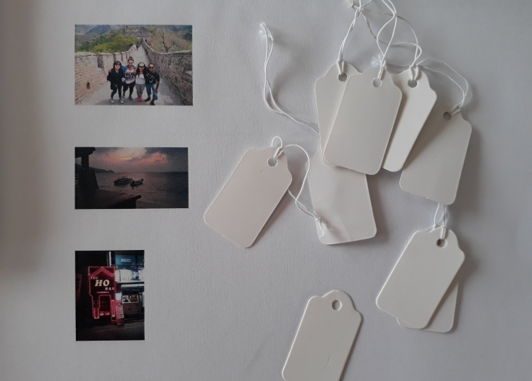 travel tags