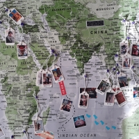 DIY: A Map of Memories