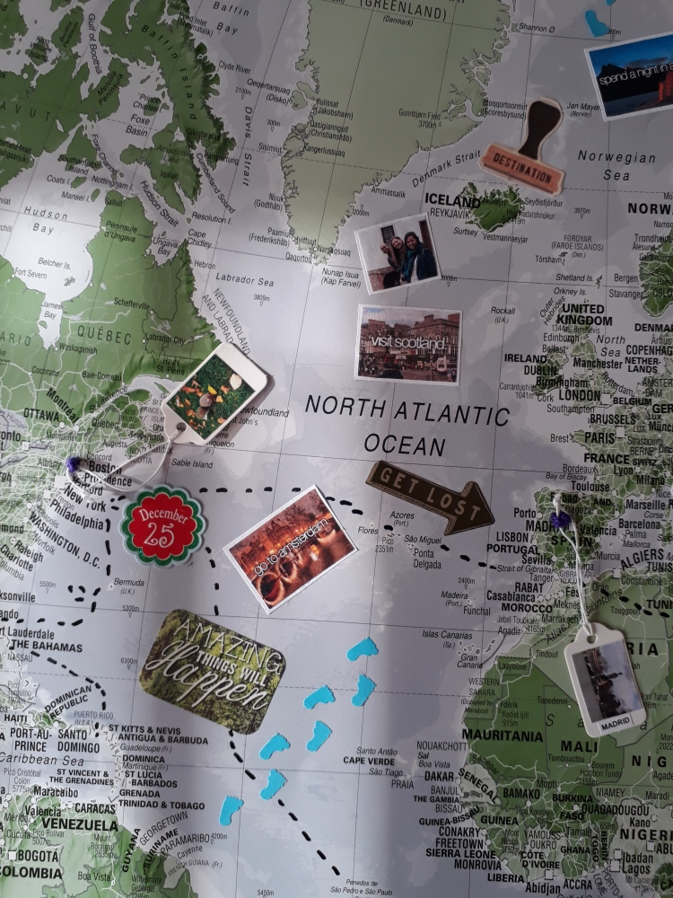 travel map quotes