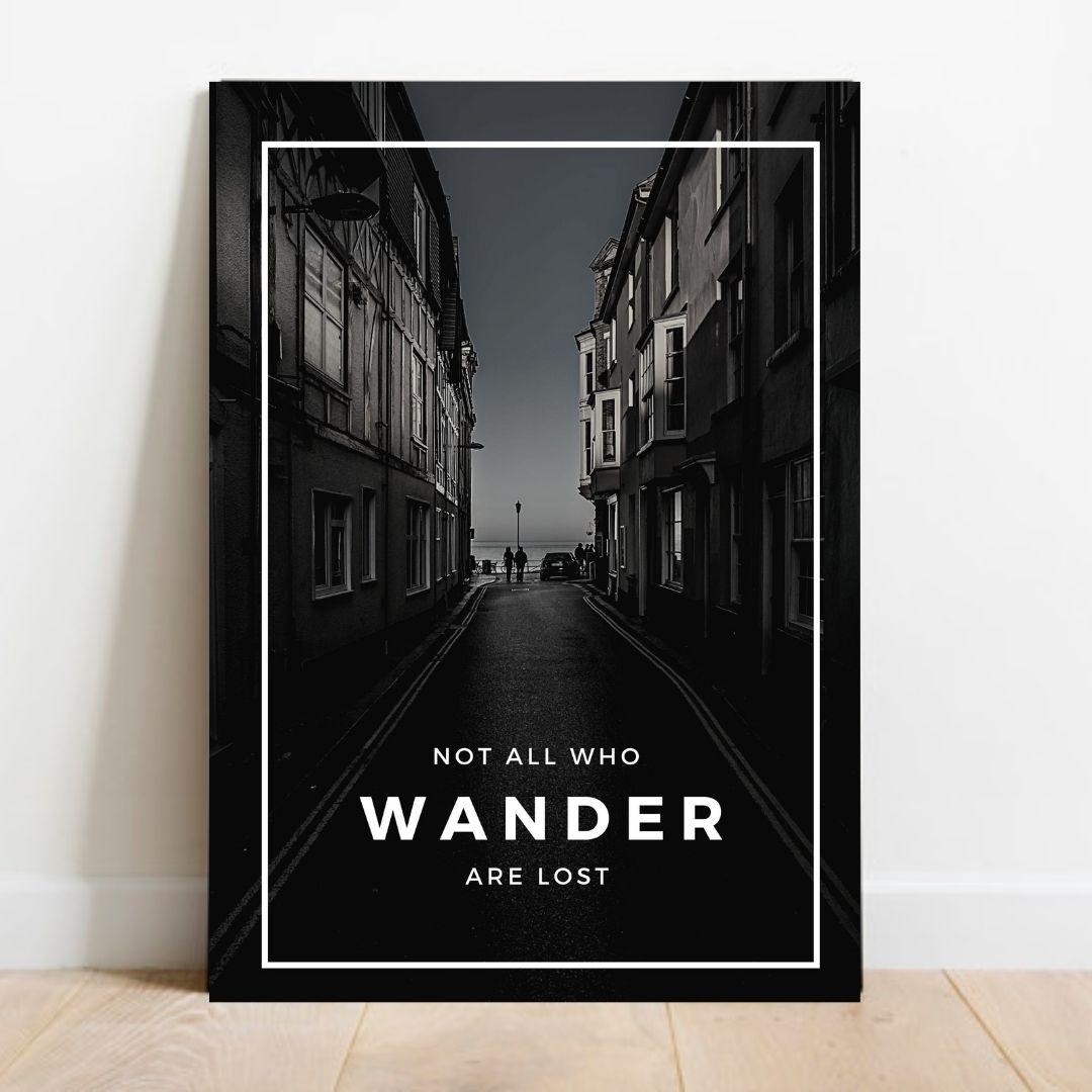 digital prints, travel quotes